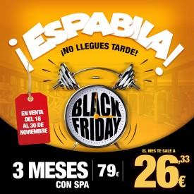 BLACK FRIDAY 3 MESES