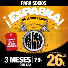 BLACK 3 MESES SOCIOS