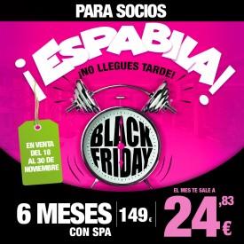 BLACK 6 MESES SOCIOS