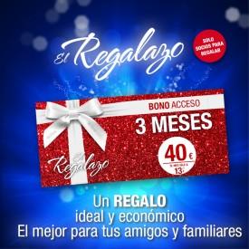 EL REGALAZO DE 3 MESES...