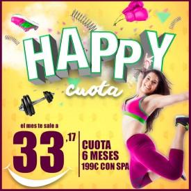 6 MESES HAPPY