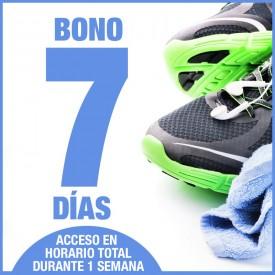 BONO 7 DÍAS