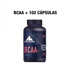 Multipower BCAA 102 CÁPSULAS