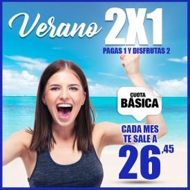 VERANO 2X1