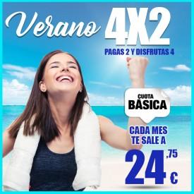 VERANO 4X2